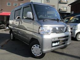 日産 NV100クリッパー 660 GXターボ ハイルーフ ワンオーナー純