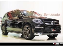 メルセデス・ベンツ GLクラス GL550 4マチック AMGエクスクルーシブパッケージ 4WD オーディオ&ビジュアルパッケージ