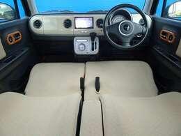 ◆ベンチタイプシート ◆運転席シートヒーター