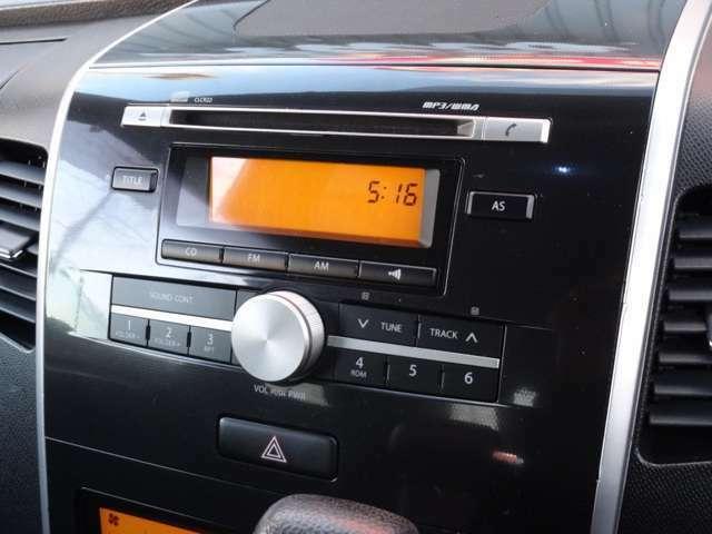純正オーディオ・ラジオが装備されております!社外ナビゲーションも¥10000~お取り付け可能ですのでお気軽に、ご相談ください!