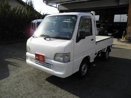 スバル サンバートラック 660 TC 三方開 4WD エアコン 5MT CD