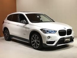 BMW X1 xドライブ 18d xライン 4WD パノラマSR ハイラインPKG AセーフティPKG