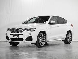 BMW X4 xドライブ28i Mスポーツ 4WD トップ&サイド&リアカメラ 革 360度