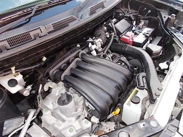 エンジンルームも状態良好です!納車前のクリーニング、整備等もお任せください☆♪お問い合わせはお気軽に0120-03-1190.sankyo8585@net.email.ne.jp☆
