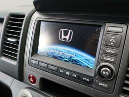 【純正HDDナビ】使いやすいナビで目的地までしっかり案内してくれます。CD/DVDの再生もでき、ミュージックサーバー内蔵です!お車の運転がさらに楽しくなりますね!!