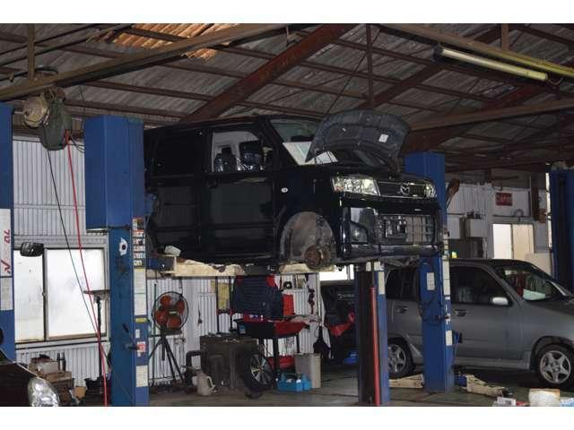 Bプラン画像:※提携指定工場又はDラーにて点検いたします。(詳しくはお尋ねください)※