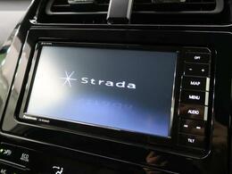 【SDナビ】CD機能やフルセグTV視聴も可能ですので、ドライブもとても楽しくなりますね☆TVキャンセラーもオプションで注文可能です♪