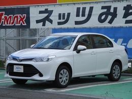 トヨタ カローラアクシオ 1.5 X 4WD スタッドレスタイヤ使用品付/純正SDナビ
