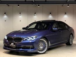 BMWアルピナ B7 ビターボ ロング 1オナ・新保・エグゼクティブプロ・OP21AW
