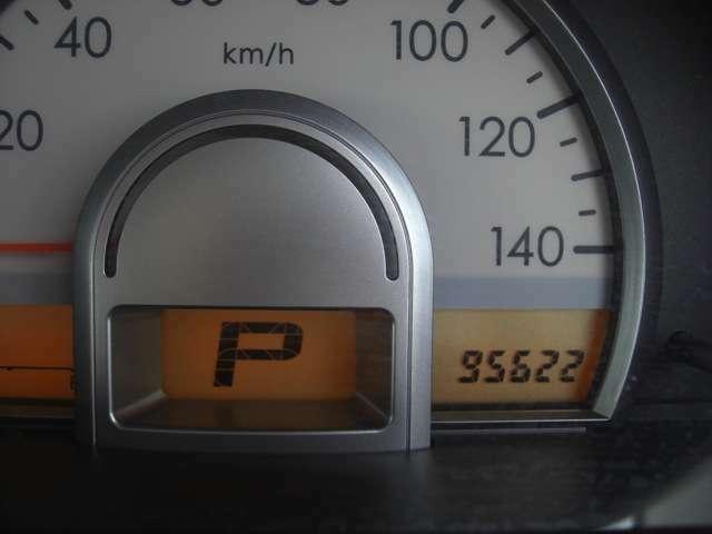 メーター!95662キロ!タイベル交換不要!