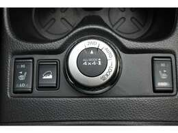 ○使途ヒーター付いてます(^^) 2WDと4WDは切り替え可能です(^^)