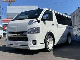当店は指定工場です。構造変更を伴う改造車は公認車検取得済みとなっていますので、香川県内、県外問わず安心してお乗りいただけます!!