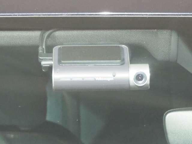 ドライブレコーダー付き!!事故の際の大事な記録を録画します。
