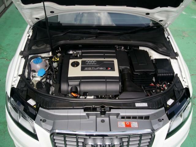 S3には2Lターボエンジンが搭載されます