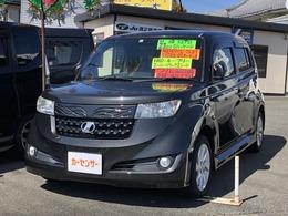 トヨタ bB 1.3 S エアロGパッケージ 純正HDDナビ Bluetooth HID