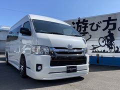 トヨタ ハイエースコミューター の中古車 2.8 GL ディーゼルターボ 香川県三豊市 622.0万円