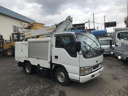 日産 アトラス 中古 高所作業車 7.2m