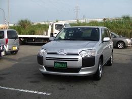 トヨタ サクシードバン 1.5 UL-X 4WD 社外メモリーナビ スタッドレス付き