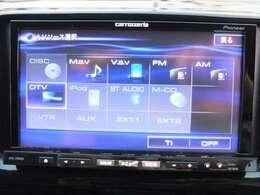 カロッツェリア製HDDナビを装備(フルセグ/DVD/本体に楽曲録音機能/Bluetoothオーディオ/バックカメラ)多彩な機能をタッチパネルで簡単操作出来ます。カロッツェリアで上級グレードサイバーナビシリーズです!!★