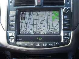 HDDナビ+フルセグTV+バックモニター+ETC付きです!初めての道も迷いにくく、ロングドライブも快適ですよ♪