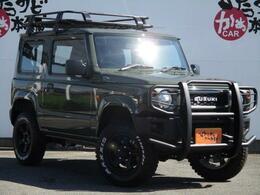 スズキ ジムニー 660 XG 4WD ターボ GIGEARカスタム 5MT 9型地デジナビ