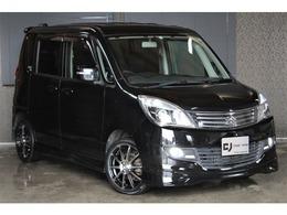 スズキ ソリオ 1.2 ブラック&ホワイト 4WD HDDナビ/エアロ/両側パワスラ/新品16AW