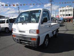 スズキ キャリイ 660 KU 3方開 4WD 中古スタッドレスセット付 5MT