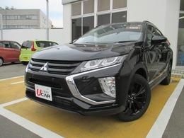 三菱 エクリプスクロス 2.2 ブラック エディション ディーゼルターボ 4WD 認定中古車・後側方車両検知警報システム