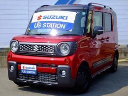 スズキ スペーシア 660 ギア ハイブリッド XZ スズキセーフティサポート装着車