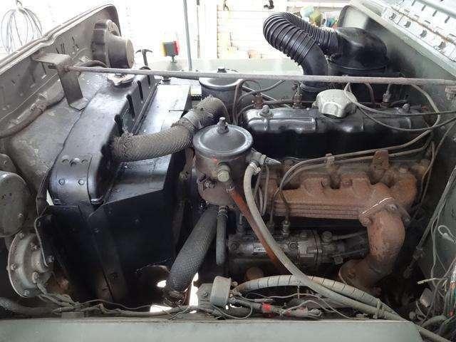 実働KE31エンジン