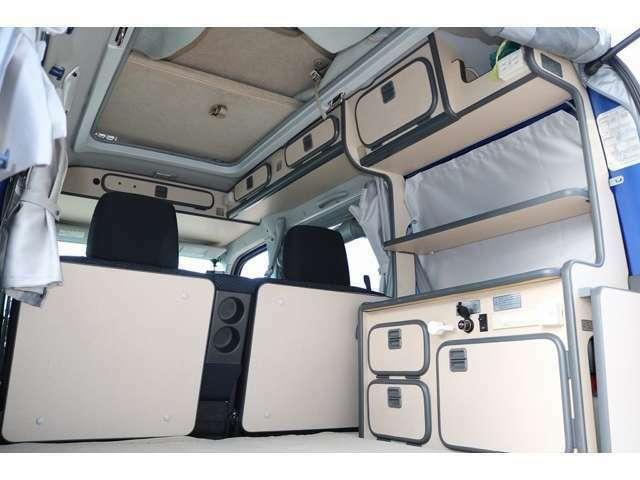 マイボックスは収納スペースも多く使い勝手が良い車両です☆