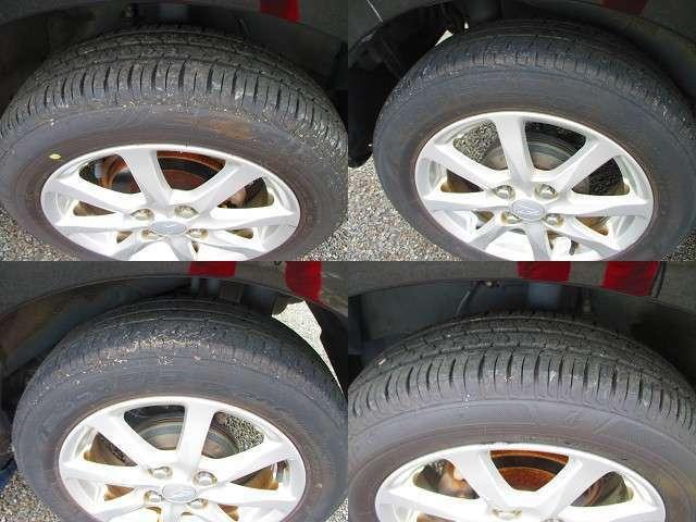 タイヤ、ブリジストンのエコピアです。2本新品に交換します(国産メーカー)