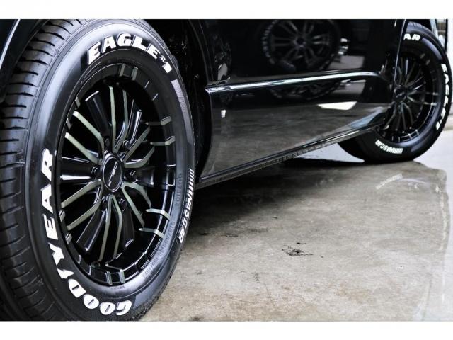 FLEXオリジナルカラーMF01アルミホイール&16インチナスカータイヤを装備!足回りもしっかりドレスアップしております♪
