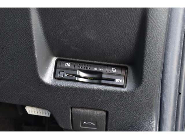 ETC付き!ロングドライブには欠かせないアイテムです!