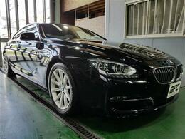 BMW 6シリーズグランクーペ 640i D車/1オ-ナ-/ACC/ガラスルーフ/ハイライン