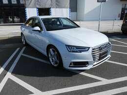 Audiの美学を追究したそのシルエットは、ダイナミクスとエレガントを融合。しかも、ボディの随所に施されたエア口ダイナミクス設計により走行性能、燃費、静粛性をも向上させています。