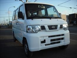 日産 NV100クリッパー 660 DX 4WD