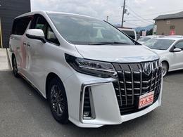 トヨタ アルファード 3.5 エグゼクティブ ラウンジ S