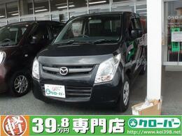 マツダ AZ-ワゴン 660 XG ベンチシート キーレス