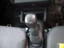 5速マニュアル車・4WDになります!!