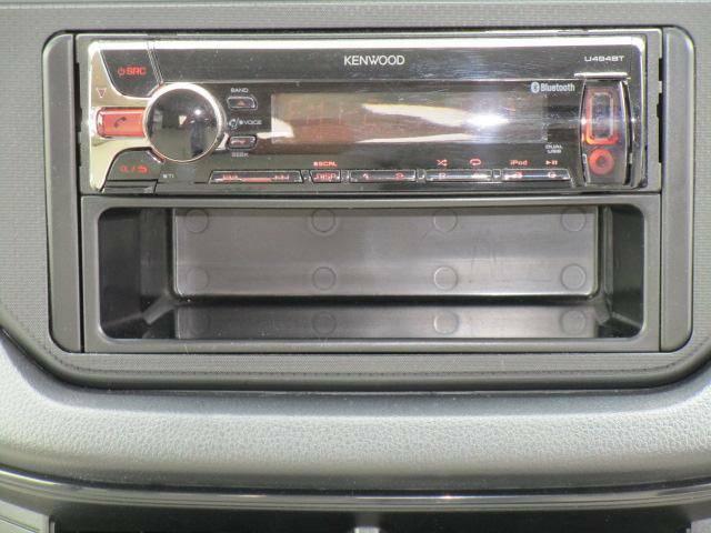 ケンウッド製ラジオチューナー&CDオーディオ装備です!