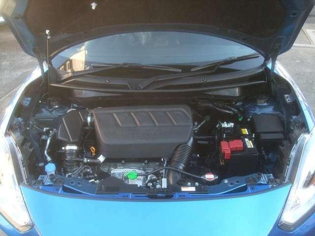 140PS 1400CCターボエンジン