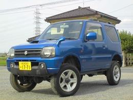 スズキ ジムニー 660 XC 4WD リフトアップ 5MT ターボ キーレス ETC