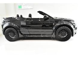 サントリーニブラック/エボニー(ブラック)レザー/正規ディーラー車/4WD/HAMANNフルコンプリート/22インチAW/前席シートヒーター/取扱説明書/整備記録簿