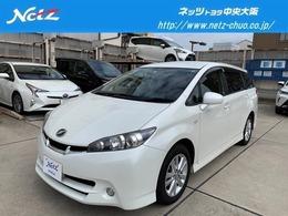 トヨタ ウィッシュ 1.8 S