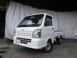 スズキ キャリイ 660 KCエアコン・パワステ 3方開 F5速 2WD タイヤ新品