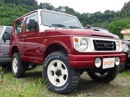 スズキ ジムニー 660 XL 4WD オートマ車 2inリフトアップ AW