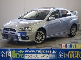 三菱 ランサーエボリューション 2.0 GSR X 4WD OPサンルーフ ワンオーナー 純正レカロ
