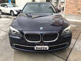 BMW740i入庫しました!