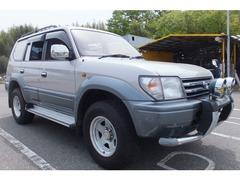 トヨタ ランドクルーザープラド の中古車 2.7 TX 4WD 兵庫県神戸市北区 88.0万円